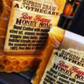 Bee Happy Honey Soap