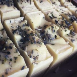 Lavender Tea Soap