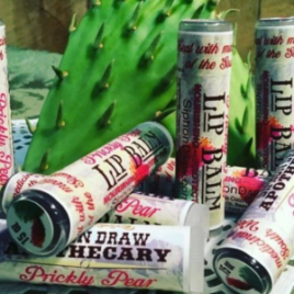 Prickly Pear Lip Balm