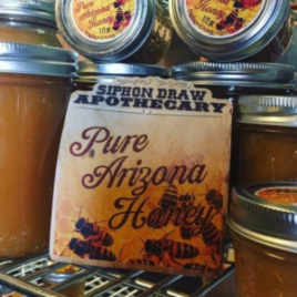 Pure Arizona Desert Honey
