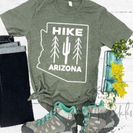 Hike Arizona T Shirt